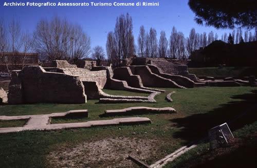 Anfiteatro - Archivio Fotografico Assessorato Turismo Comune di Rimini