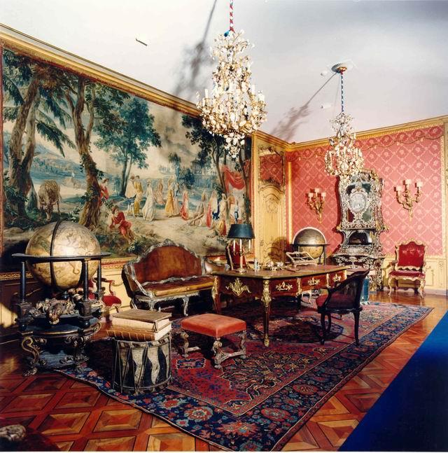 La Sala Piffetti - Museo Accorsi , Torino