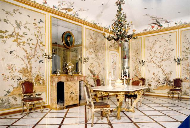 La Sala da Pranzo - Museo Accorsi , Torino