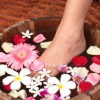 Relax acqua e fiori