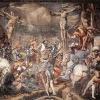 Il Pordenone, Crocifissione, (ca. 1520-1521),