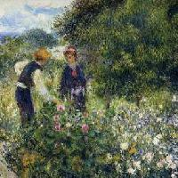 Renoir: Picking Flowers