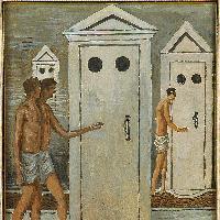 Les bains mystérieux