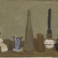 Natura morta 1932 - 1935 olio su tela