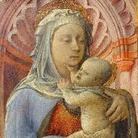 Filippo Lippi madonna con bambino