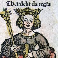 La regina Teodolinda