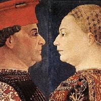 Bianca Maria Visconti e Francesco I