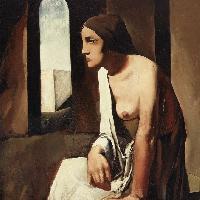 Mario Sironi Solitudine 1925-1926