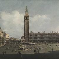 La Piazza San Marco, Venezia
