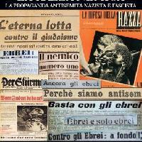 La propaganda antisemita nazista e fascista