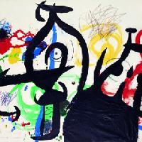 Joan Miró Women and Birds