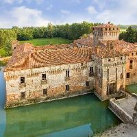 Castello di Padernello - Esterno
