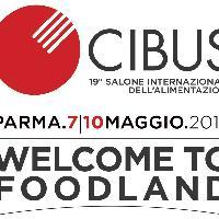 Cibus - 19° Salone internazionale dell'Alimentazione