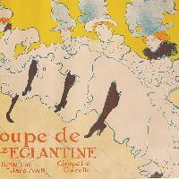 Henri de Toulouse-Lautrec Troupe de Mlle Églantine 1896