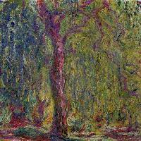 Salice piangente, 1918-1919
