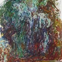 Salice piangente, 1921-1922