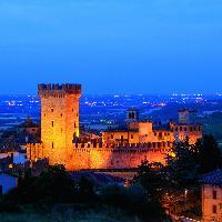 Castello di Vigoleno - Credit Castelli del Ducato di Parma e Piacenza