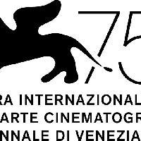 75ma Mostra Internazionale d'Arte Cinematografica di Venezia