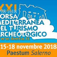 XXI edizione della Borsa Mediterranea del Turismo Archeologico