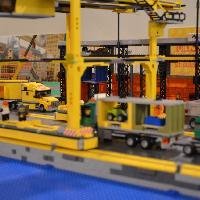 Diorama LEGO