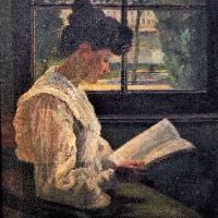 Michele Tedesco (Moliterno 1834 – Napoli 1917) Segreta attesa