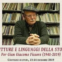 Scritture e Linguaggi della Storia. Per Gian Giacomo Fissore