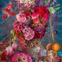 David LaChapelle, Earth Laughs in Flowers (Risk), 2008-2011