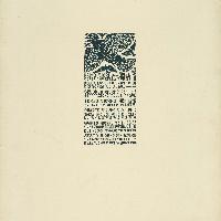 Maurits Cornelis Escher I sei giorni della creazione, 1926