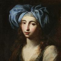Ginevra Cantofoli, Giovane donna in vesti orientali, seconda metà del XVII secolo