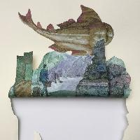 Fondali oceanici 4 (Rana Pescatrice- Monte Bianco), 2021