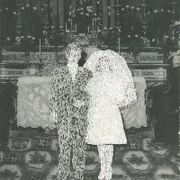 Silvia Bigi, husband and wife