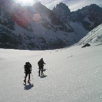 Breuil Cervinia - Scialpinismo