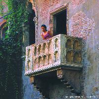 balcone di Giulietta - Immagini Archivio Provincia di Verona