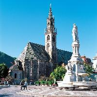 Bolzano (foto Azienda di Soggiorno e Turismo di Bolzano)