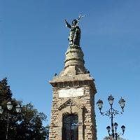 Caltanissetta: Monumento al Redentore (Foto Archivio A.A.P.I.T. Caltanissetta)