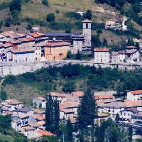 Il borgo di Posta - Le immagini sono di proprietà dell\'APT Rieti