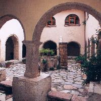 Il santuario di Poggio Bustone - Le immagini sono di proprietà dell\'APT Rieti