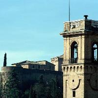 Campanile del Palazzo del Ridotto  (Foto G. Senni - Archivio fotografico Comune di Cesena)