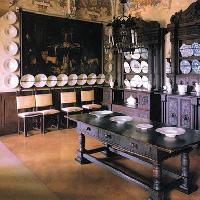 Rocca Sanvitale, Sala da Pranzo  - Ufficio Turismo Comune di Fontanellato