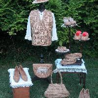 Ecomuseo della Civiltà Palustre - Cappello, gilet e scarpe