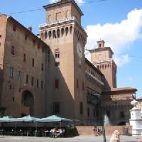 Ferrara il Castello Estense