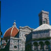 Battistero, Duomo, Campanile - Le immagini sono di proprietà dell\'Agenzia per il turismo di Firenze