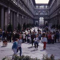 Uffizi - Le immagini sono di proprietà dell\'Agenzia per il turismo di Firenze