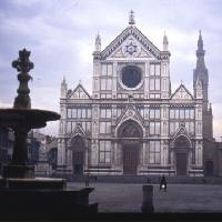Piazza Santa Croce - Le immagini sono di proprietà dell\'Agenzia per il turismo di Firenze