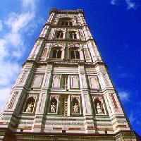 Campanile di Giotto - Le immagini sono di proprietà dell'Agenzia per il turismo di Firenze