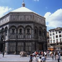 Battistero di San Giovanni - Le immagini sono di proprietà dell'Agenzia per il turismo di Firenze