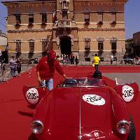 Gambettola Mille Miglia (Foto A. Menghi - Archivio fotografico Provincia FC)