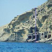 Grotte Saracene a Salina -  AAST Isole Eolie