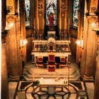 Altare Santuario Sant\'Antonio - AAST Messina