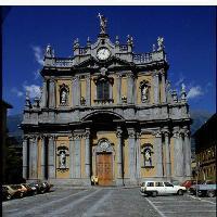Morbegno, Chiesa San Giovanni Battista - foto Archivio Provincia di Sondrio
